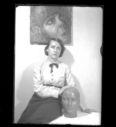 Mujeres Creadoras. Laura Rodig.