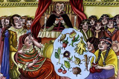 Brujería en el Chile Colonial hasta el 28 de Marzo en el Archivo Nacional.