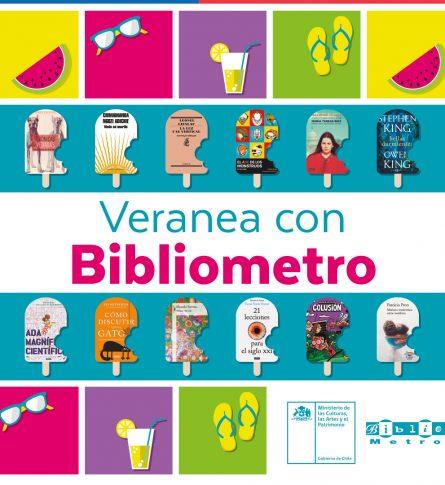 ¡Veranea con Bibliometro!