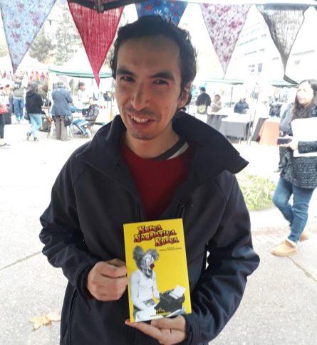 Entrevista a Rodrigo Torres, escritor nacional