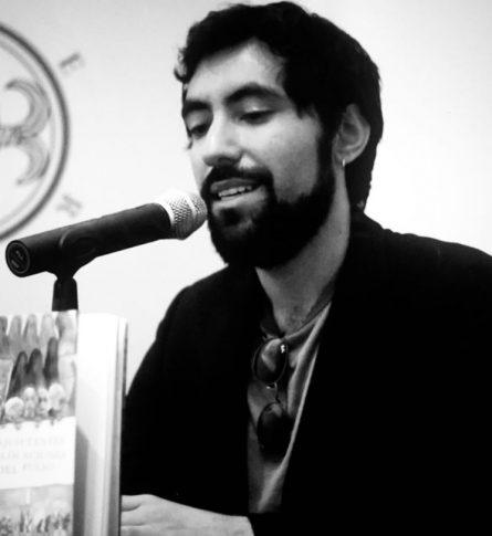 Entrevista a Hernán Contreras  joven poeta y editor