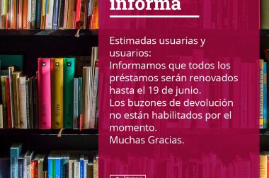Bibliometro informa