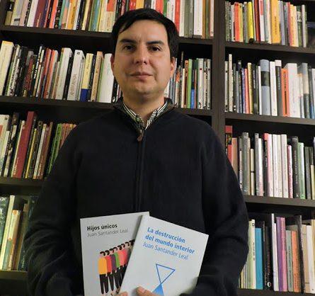 Entrevista al poeta Juan Santander Leal