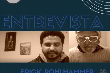 El jardín interior de Erick Pohlhammer / Entrevista