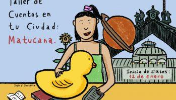 Taller de cuentos en tu ciudad: Matucana
