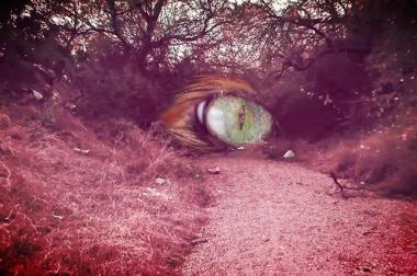 Caperucita Roja / Versión poema Gabriela Mistral