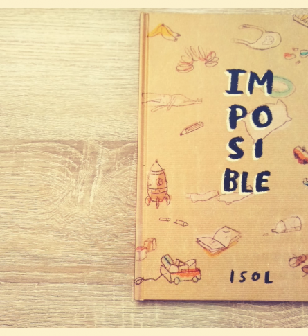 """Bibliocuento: """"Imposible"""" (Isol)"""