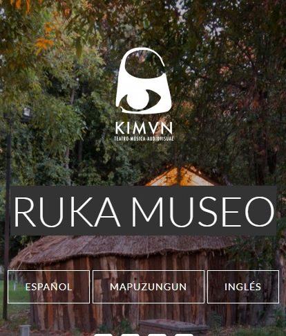Una ruka-museo: experiencia virtual que profundiza en la cultura mapuche