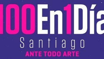 Festival de intervenciones urbanas 100 En 1 Día