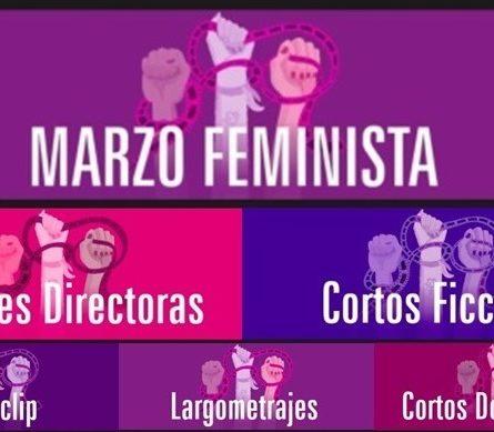 Cine Marzo Feminista