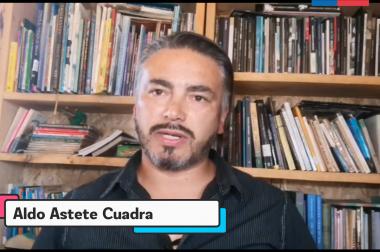 BiblioEntrevistas: Aldo Astete Cuadra