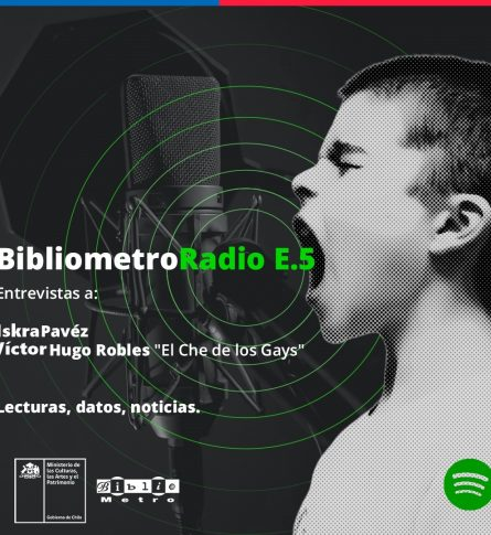BibliometroRadio E.5 Abril 2021