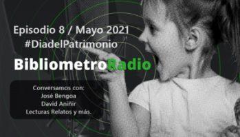 BibliometroRadio E.8 Día del Patrimonio