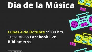 Encuentro virtual: Día de la Música