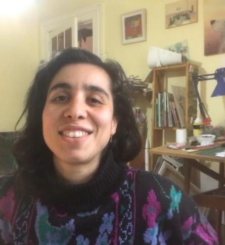 BiblioEntrevistas: Sol Díaz