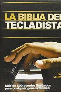 La biblia del tecladista :m...