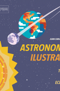 Astronomía ilustrada :sol, ...